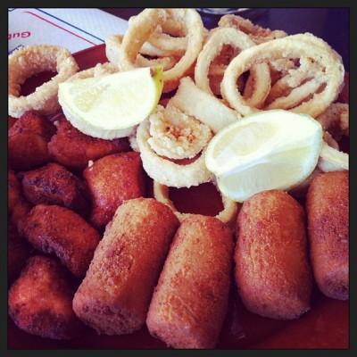 Rueda de frituras