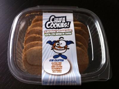 ¡Chufa Cookies!