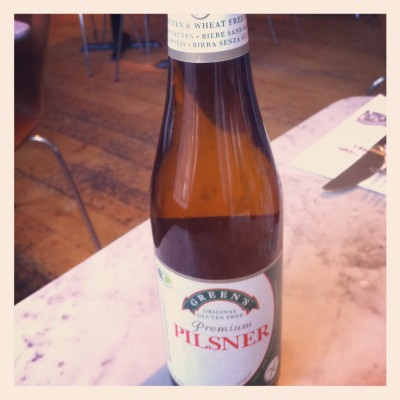 Cerveza Green's